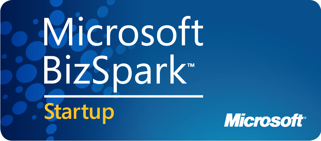 Member of the Microsoft BizSpark program